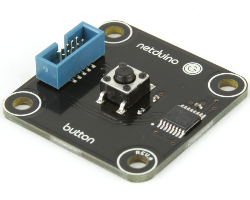 Netduino Go - Button Module 0