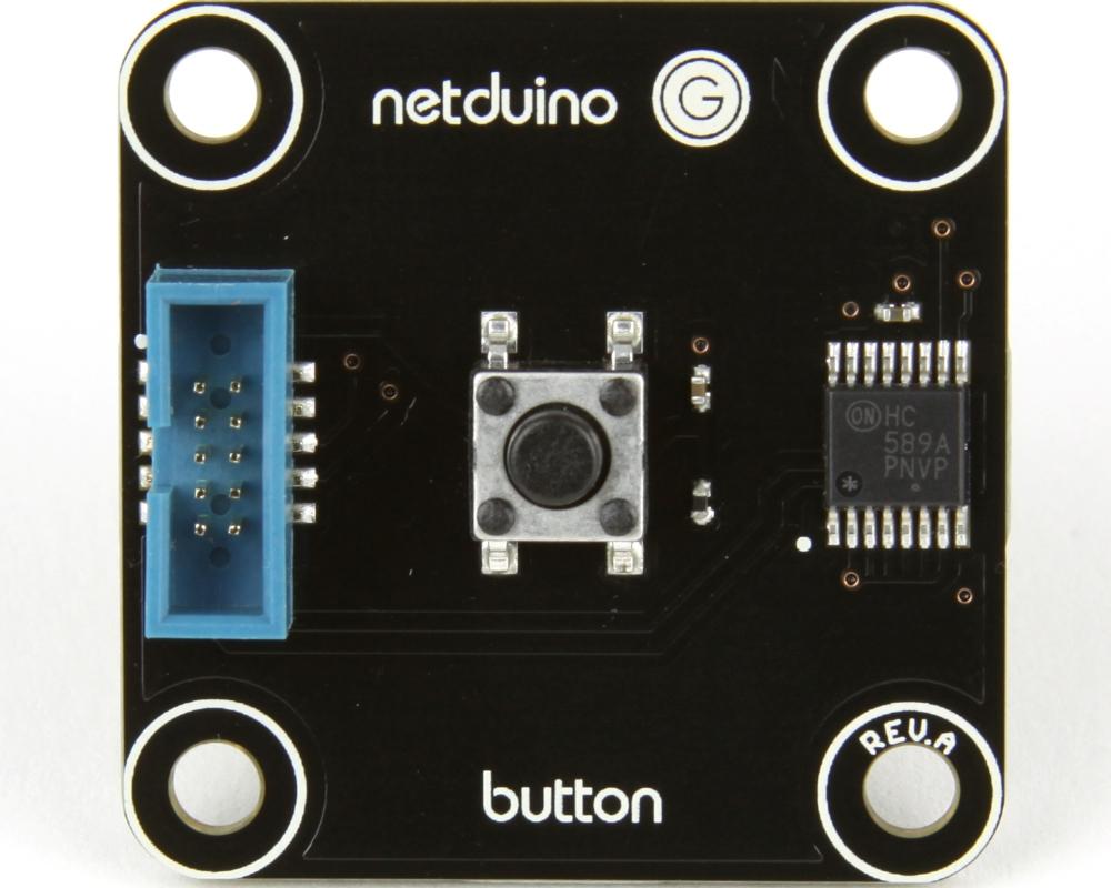 Netduino Go - Button Module 1
