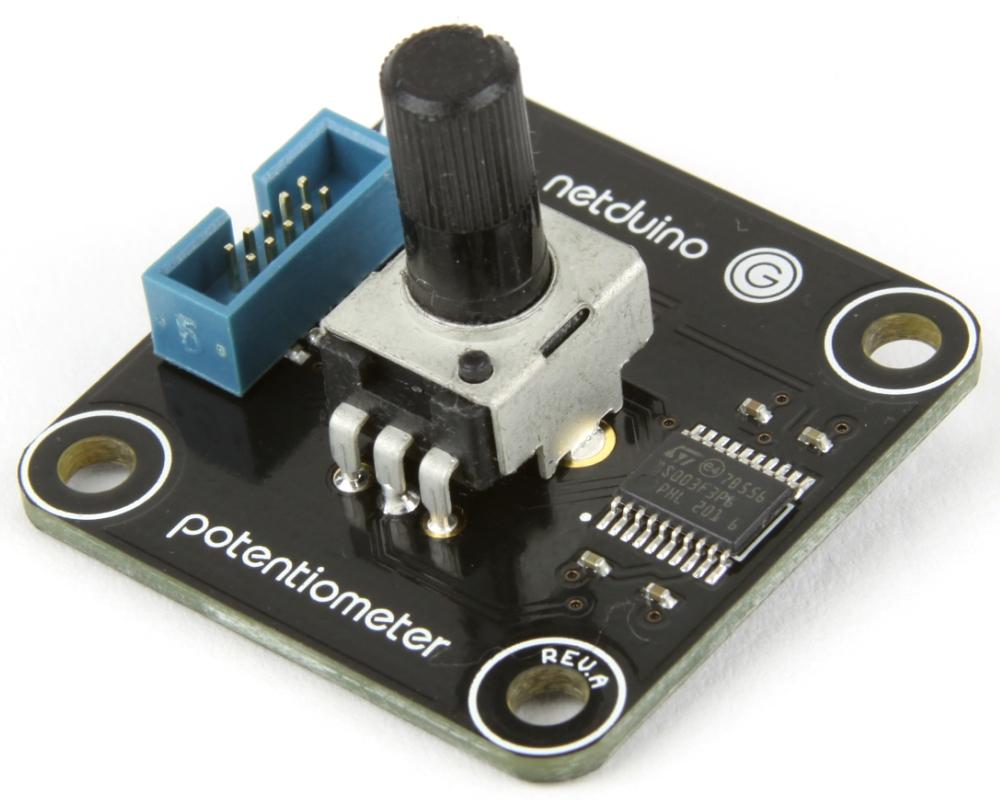 Netduino Go - Potentiometer Module 0