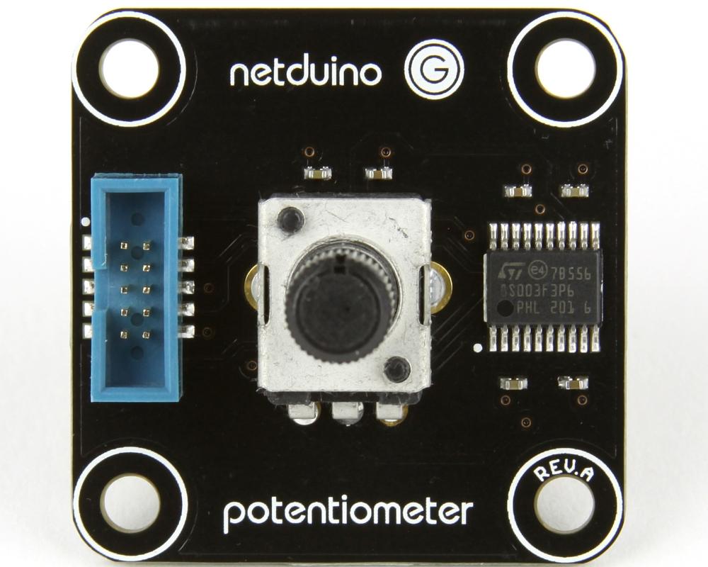 Netduino Go - Potentiometer Module 1