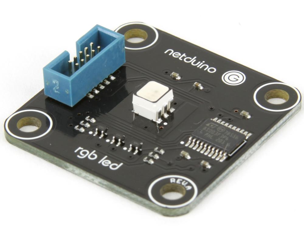 Netduino Go - RGB LED Module 0