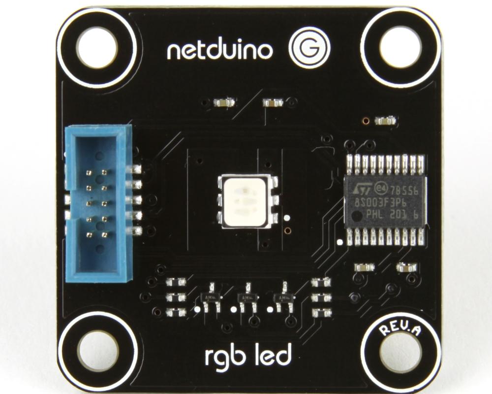 Netduino Go - RGB LED Module 1
