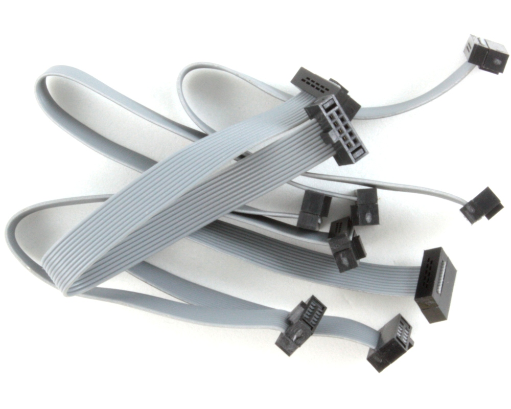    Netduino Go - 10cm go!cables (5 pack) 0
