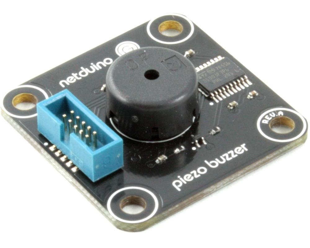 Netduino Go - Piezo Buzzer Module 0