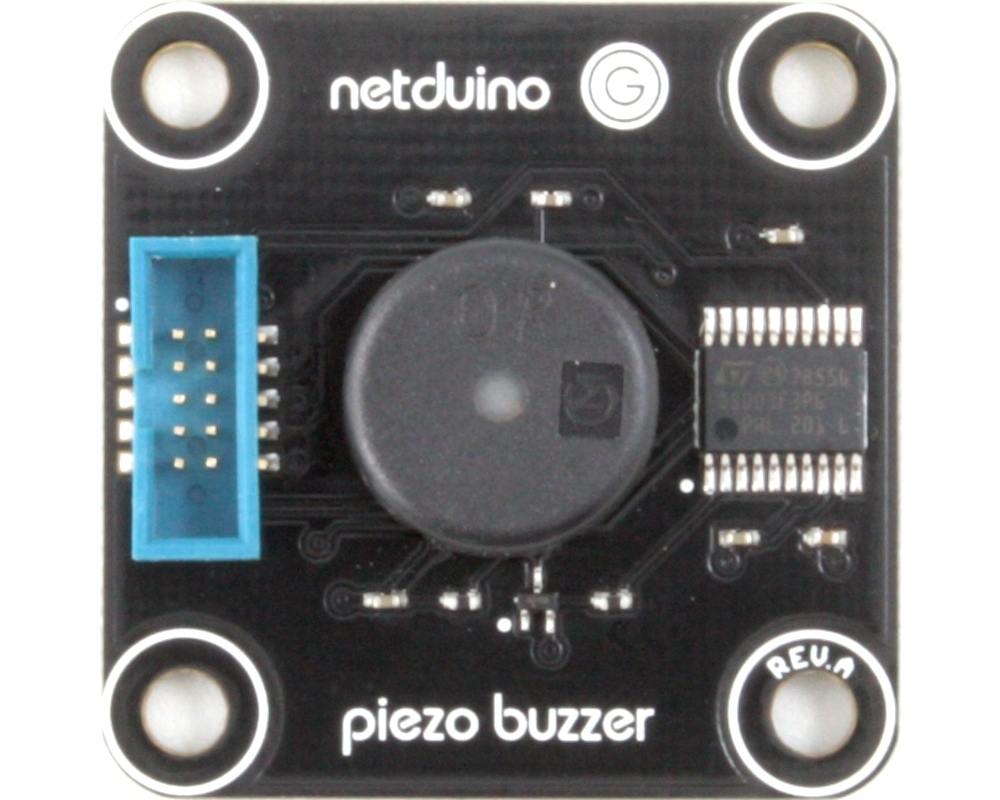 Netduino Go - Piezo Buzzer Module 1