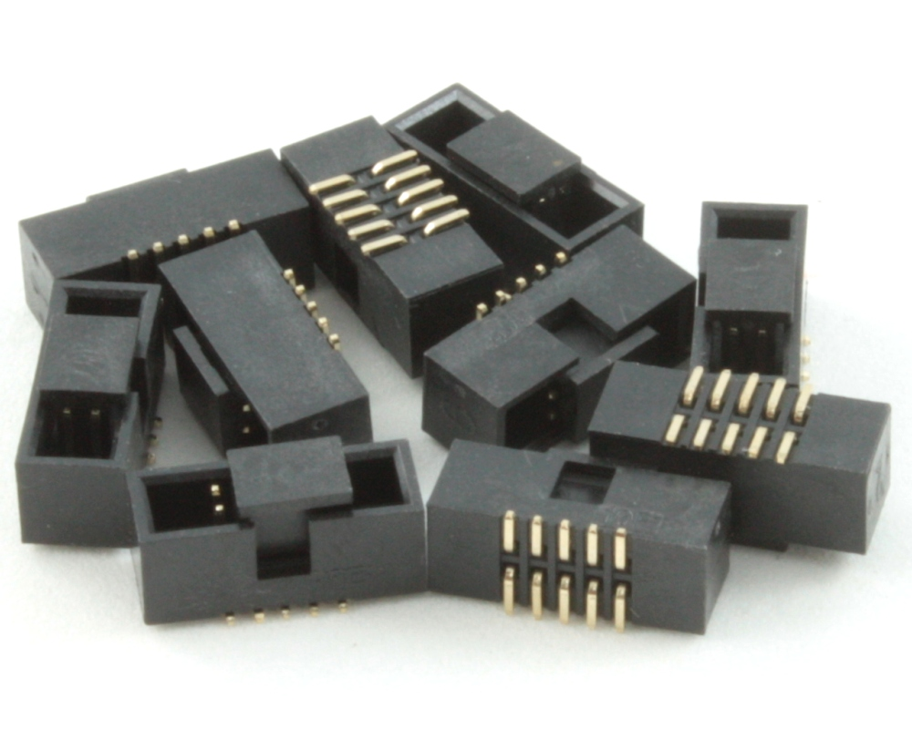 GoPort IDC Headers (10 pack) - Surface Mount 1