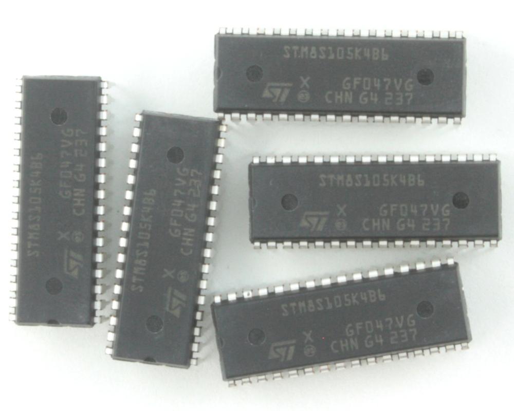 STM8S105K4B6 chips for GoModules (5 pack) - DIP 0