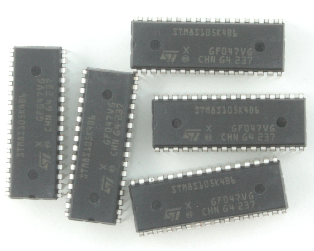 STM8S105K4B6 chips for GoModules (5 pack) - DIP 0