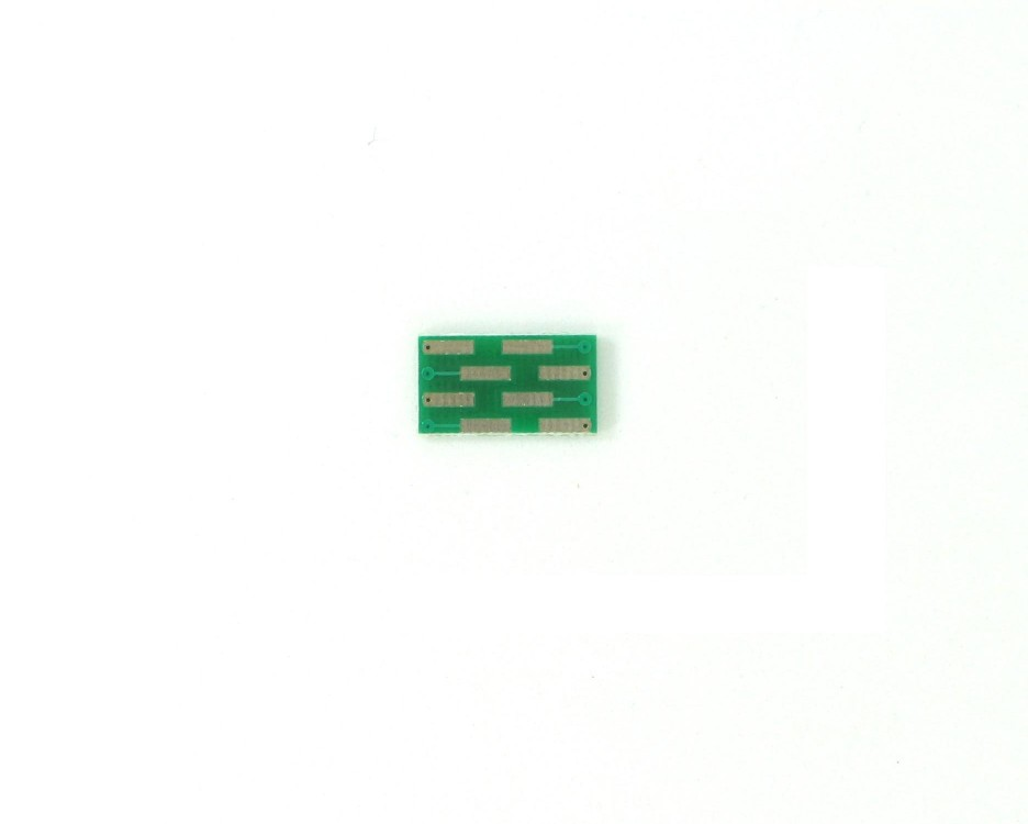 SOIC-8 to DIP-8 SMT Adapter (1.27 mm pitch, 150/200 mil body) 3