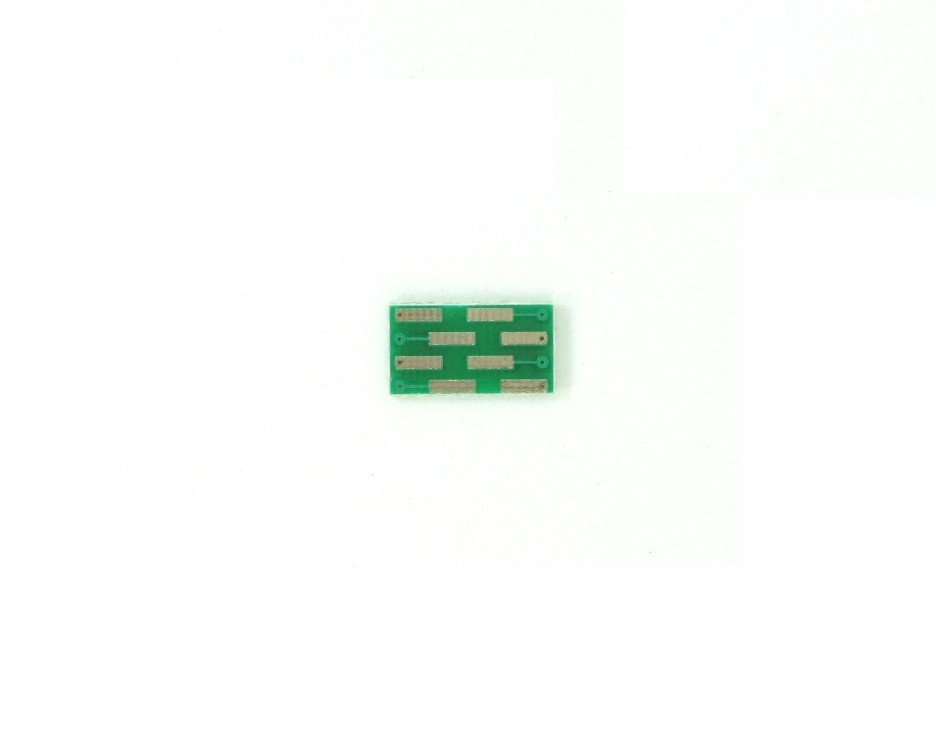 SOIC-8 to DIP-8 SMT Adapter (1.27 mm pitch, 300 mil body) 1