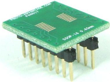 SSOP-16 (0.65 mm pitch) 0
