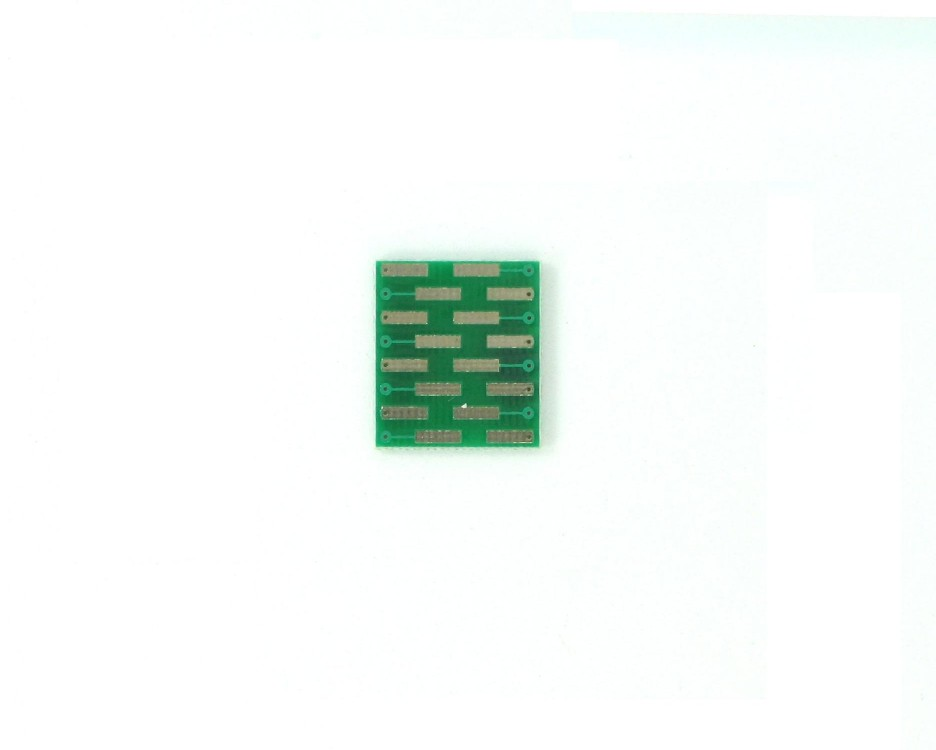 SSOP-16 to DIP-16 SMT Adapter (0.65 mm pitch) 1