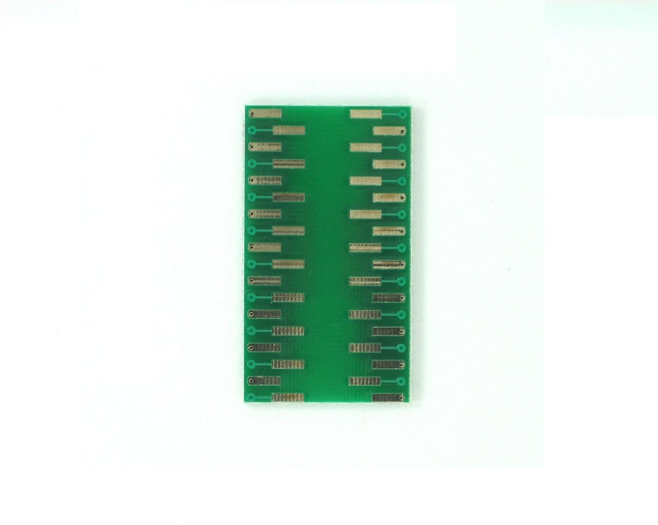 SSOP-36 to DIP-36 SMT Adapter (0.8 mm pitch) 3