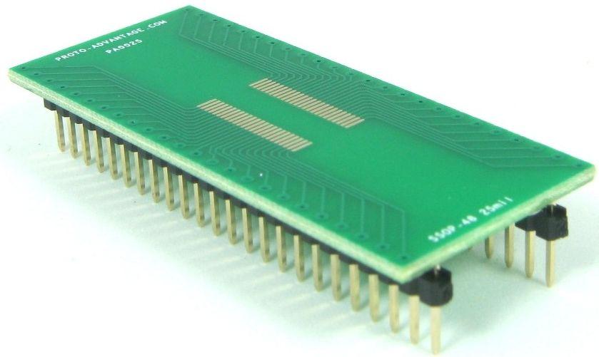 SSOP-48 (0.635 mm pitch) 0