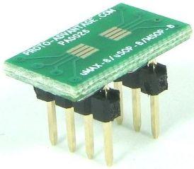 MSOP-8 (0.65 mm pitch) 0