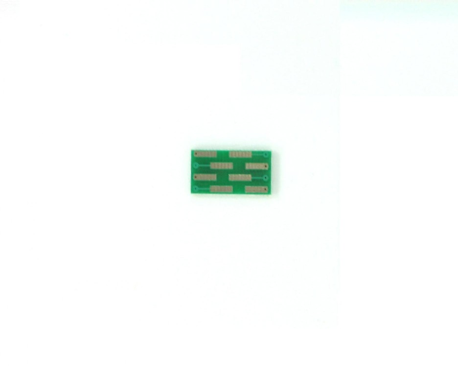 uMAX-8 to DIP-8 SMT Adapter (0.65 mm pitch) 1
