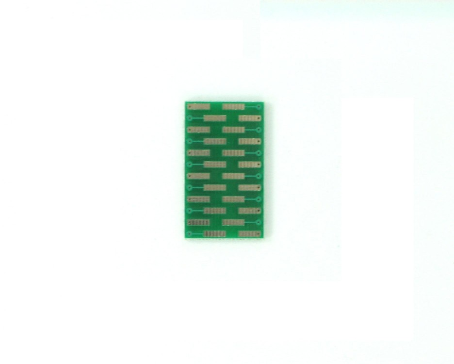 QSOP-24 to DIP-24 SMT Adapter (0.635 mm / 25 mil pitch) 3