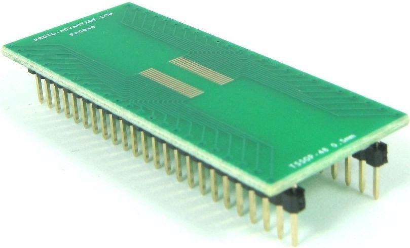 TSSOP-48 (0.5 mm pitch) 0