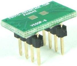 VSSOP-8 (0.5 mm pitch) 0