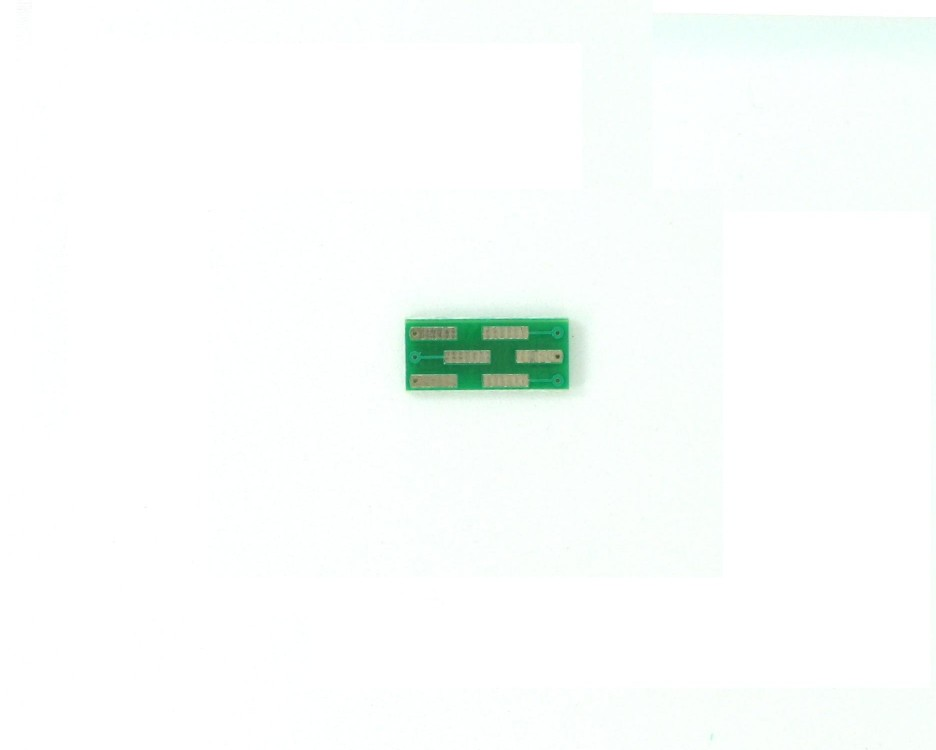 MLP/DFN-5 to DIP-6 SMT Adapter (0.95 mm pitch, 3 x 3 mm body) 3