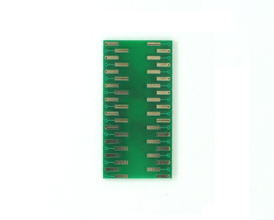MLP/MLF-40 to DIP-40 SMT Adapter (0.5 mm pitch, 6 x 6 mm body) 1