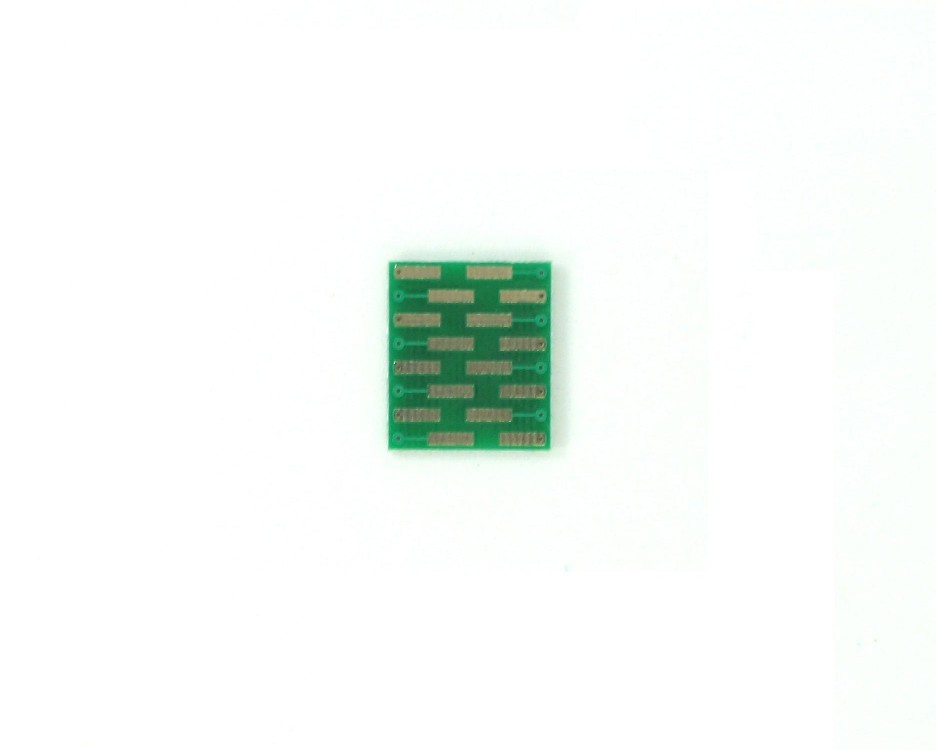 QFN-16 to DIP-16 SMT Adapter (0.5 mm pitch, 3 x 3 mm body) 1