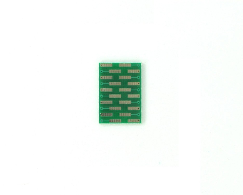 QFN-20 to DIP-20 SMT Adapter (0.5 mm pitch, 4 x 4 mm body) 3