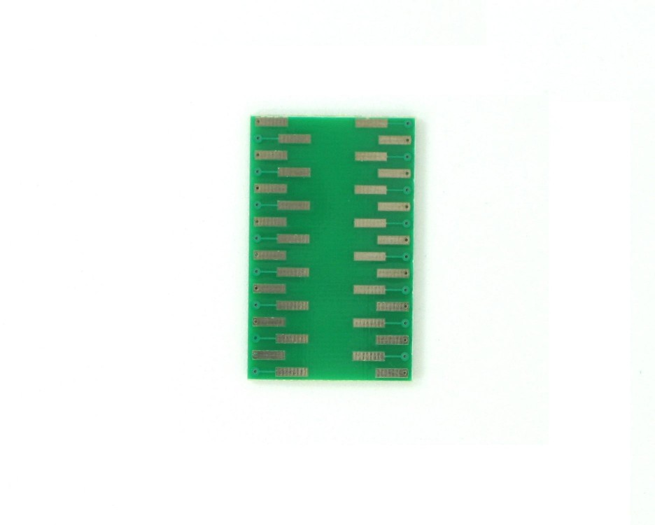 QFN-32 to DIP-32 SMT Adapter (0.65 mm pitch, 7 x 7 mm body) 1