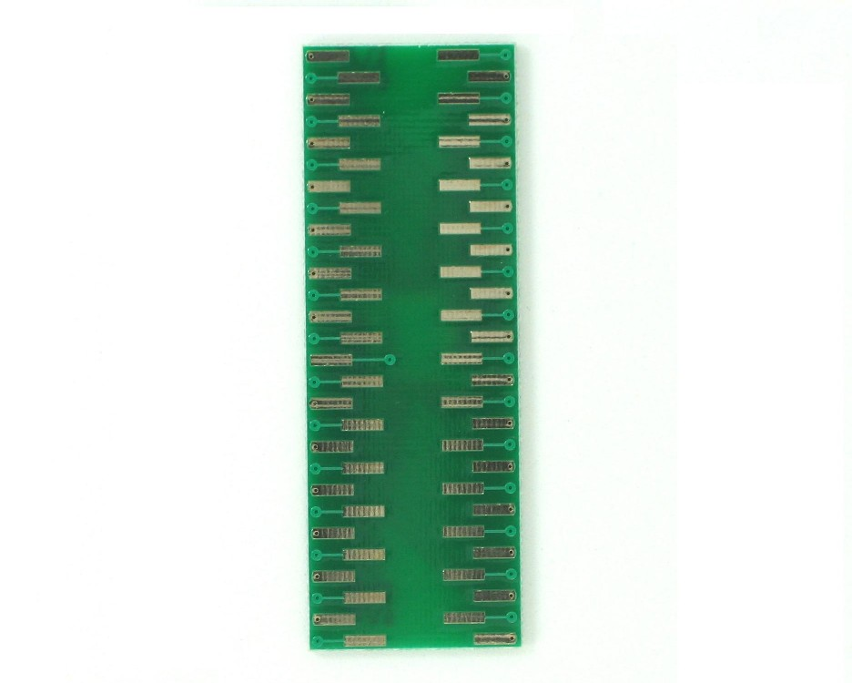 QFN-56 to DIP-56 SMT Adapter (0.5 mm pitch, 8 x 8 mm body) 1