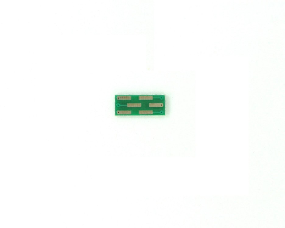 SC70-6 to DIP-6 SMT Adapter (0.65 mm pitch) 1