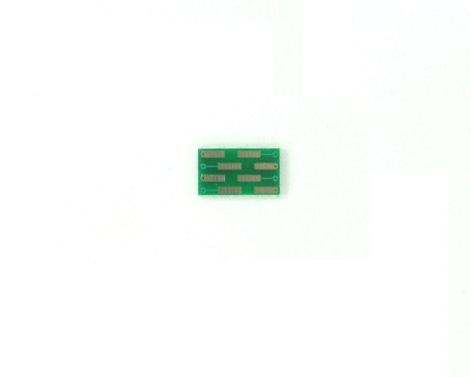 SOT23-8/TSOT-8 to DIP-8 SMT Adapter (0.65 mm pitch) 1