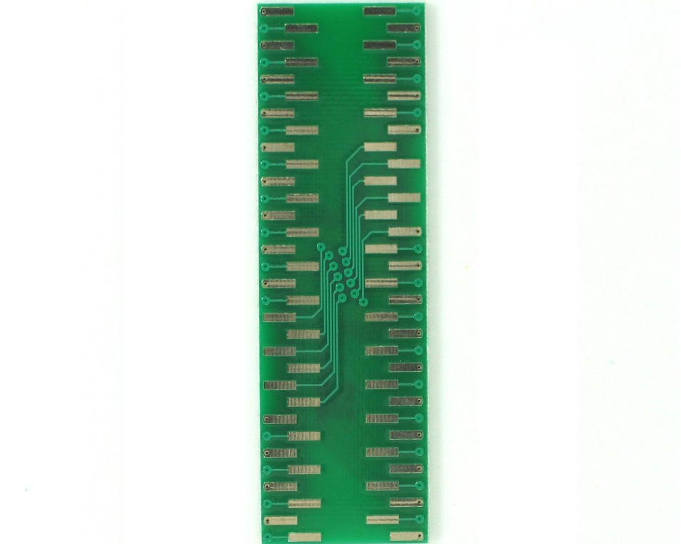 TQFP-64 to DIP-64 SMT Adapter (0.5 mm pitch, 10 x 10 mm body) 3