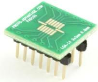 LGA-14 (0.8 mm pitch, 3 x 5 mm body) 0