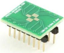 LGA-16 (0.5 mm pitch, 3 x 3 mm body) 0