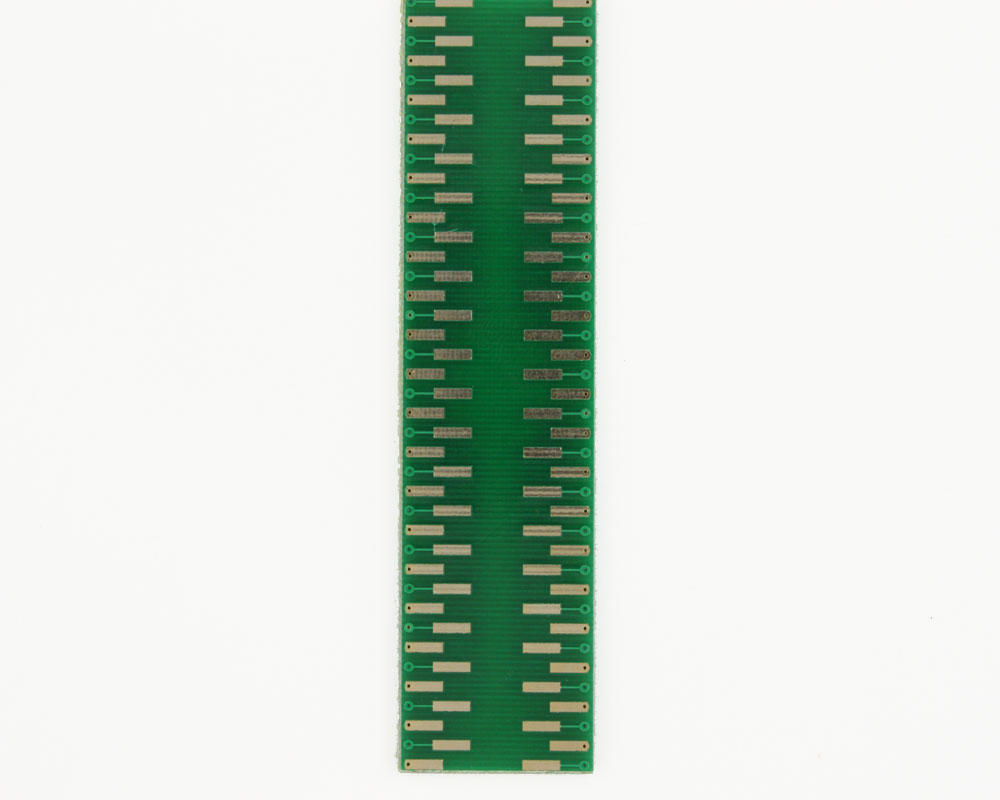 PQFP-80 to DIP-80 SMT Adapter (0.65 mm pitch, 14 x 14 mm body) 1
