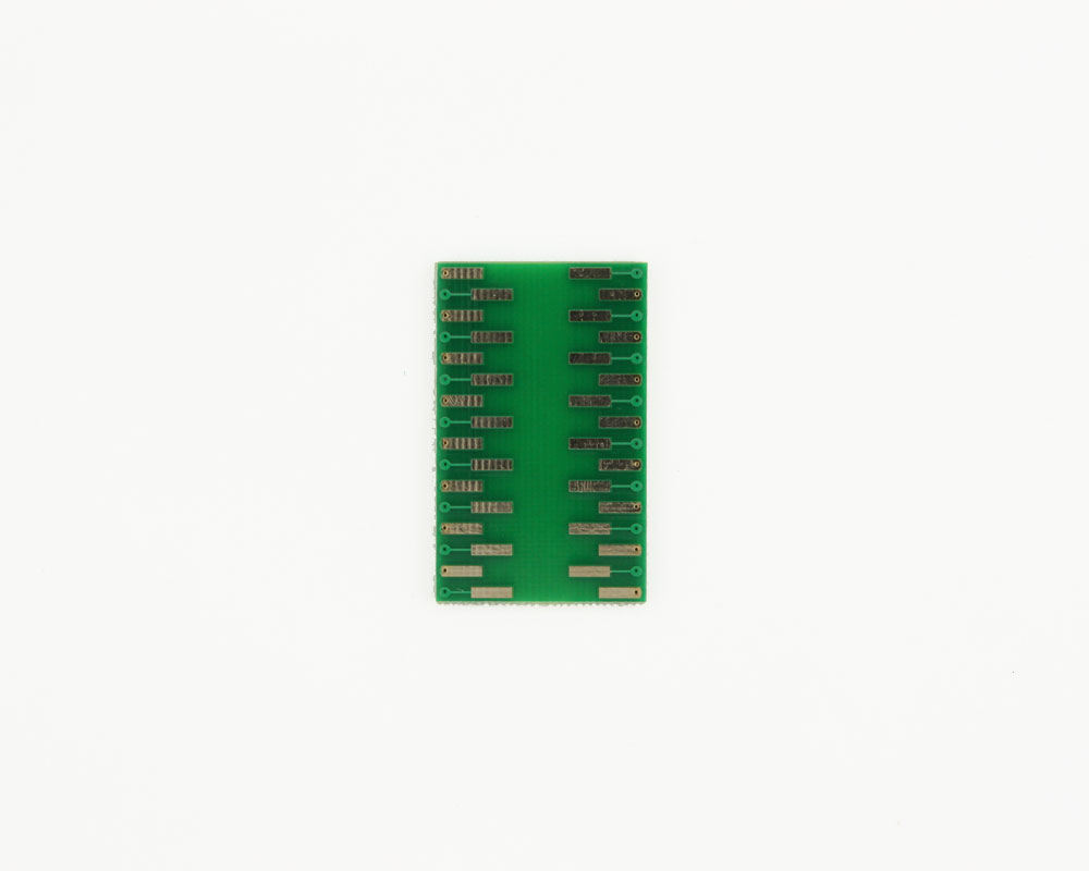 CSP-32 to DIP-32 SMT Adapter (0.5 mm pitch, 4.5 x 5.5 mm body) 3