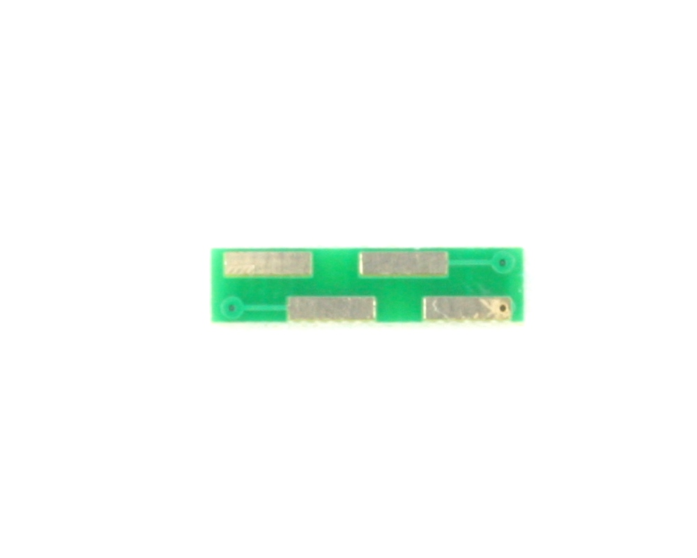 SuperSOT-3 to DIP-4 SMT Adapter (0.95 mm pitch, 3.0x1.5 mm body) 1