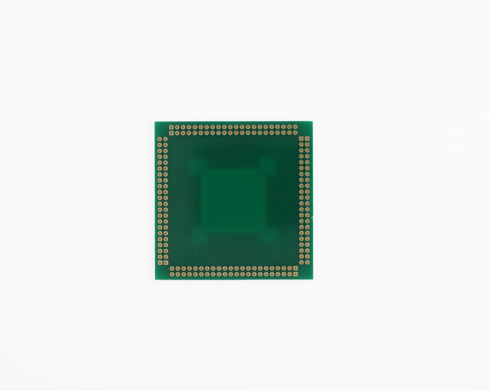 TQFP-176 to PGA-176 SMT Adapter (0.5 mm pitch, 24 x 24 mm body) 3