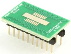 TSSOP-20-Exp-Pad (0.65 mm pitch) 0