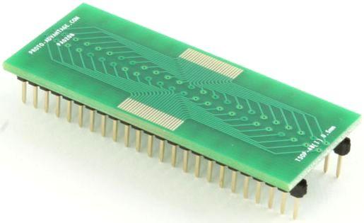 TSOP-48 (I) (0.5 mm pitch, 16-22 mm body) 0