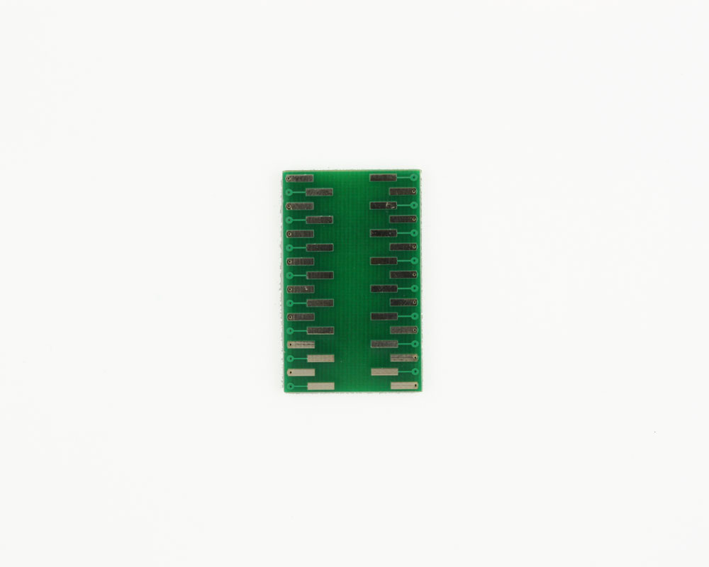 JLCC-32 to DIP-32 SMT Adapter (50 mils / 1.27 mm pitch) 1