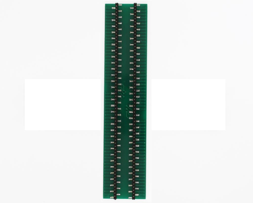 TQFP-128 to DIP-128 SMT Adapter (0.5 mm pitch, 14 x 20 mm body) 1