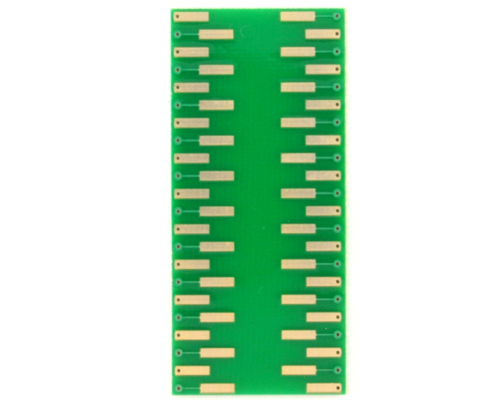 SOIC-44 to DIP-44 SMT Adapter (1.27 mm pitch, 10.16 mm body) 1