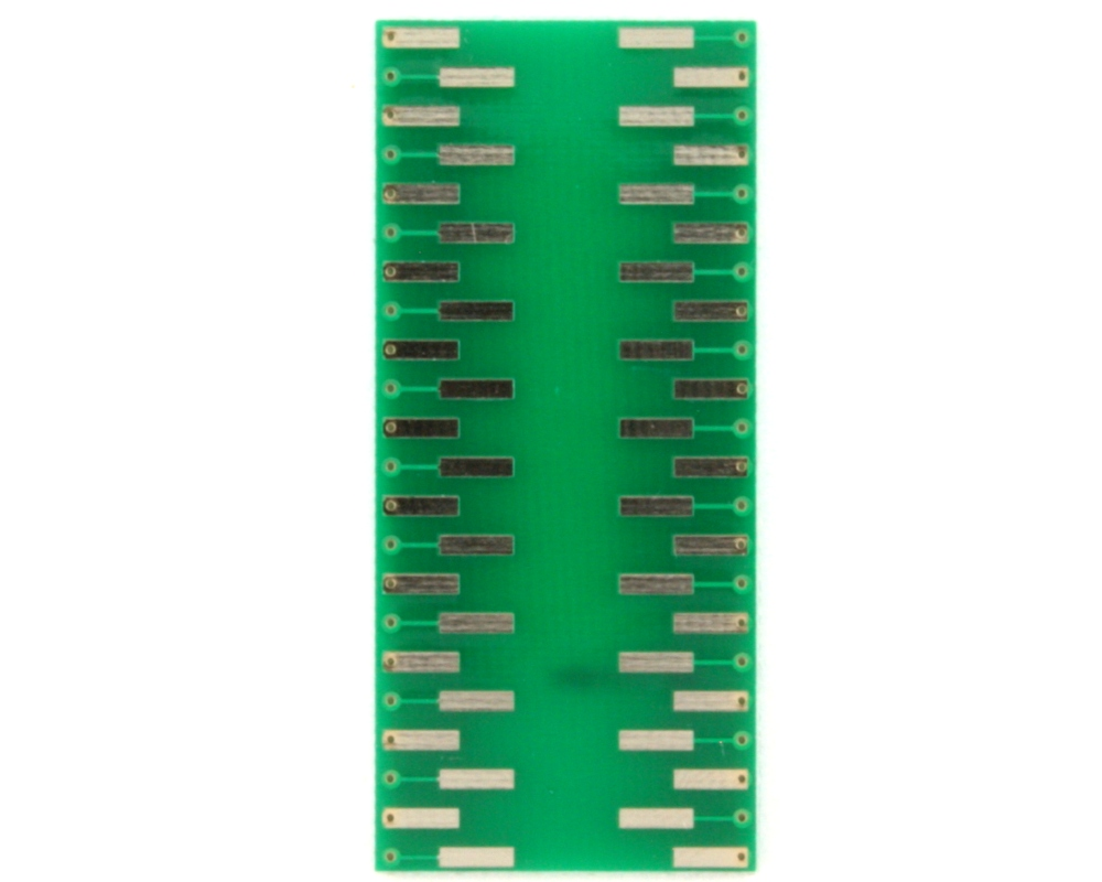 SOIC-44 to DIP-44 SMT Adapter (0.8 mm pitch, 8.3 mm body) 1