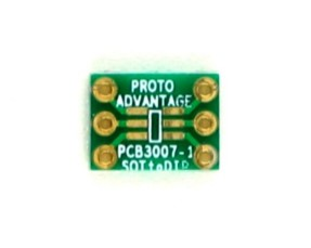SOT23 TO DIP SMT Adapter 0