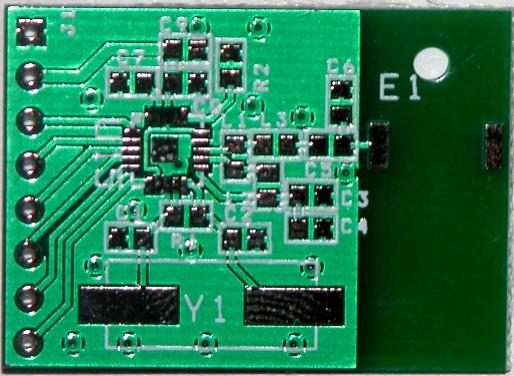 Nordic Radio SMT Adapter 0