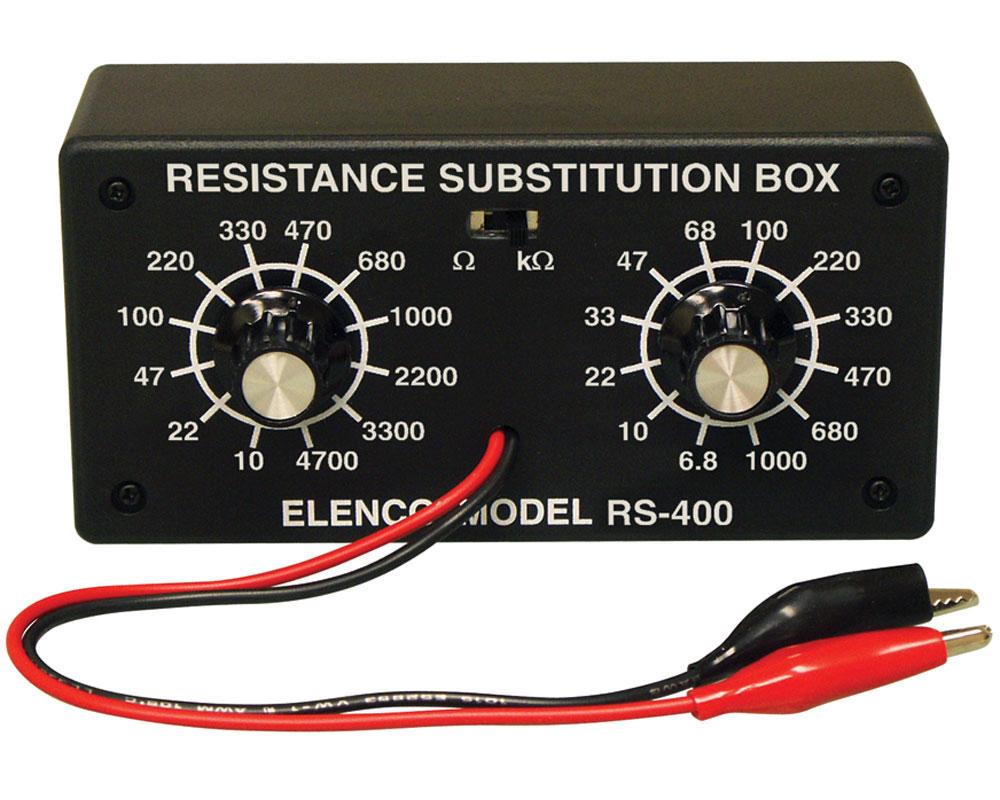 Resistor Substitution Box 0