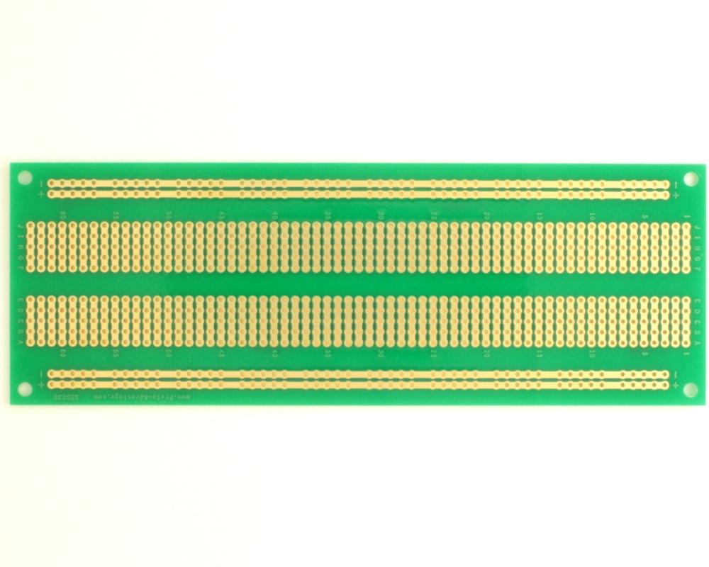 830 pts solder-in breadboard (Exact Solderless Match) 1