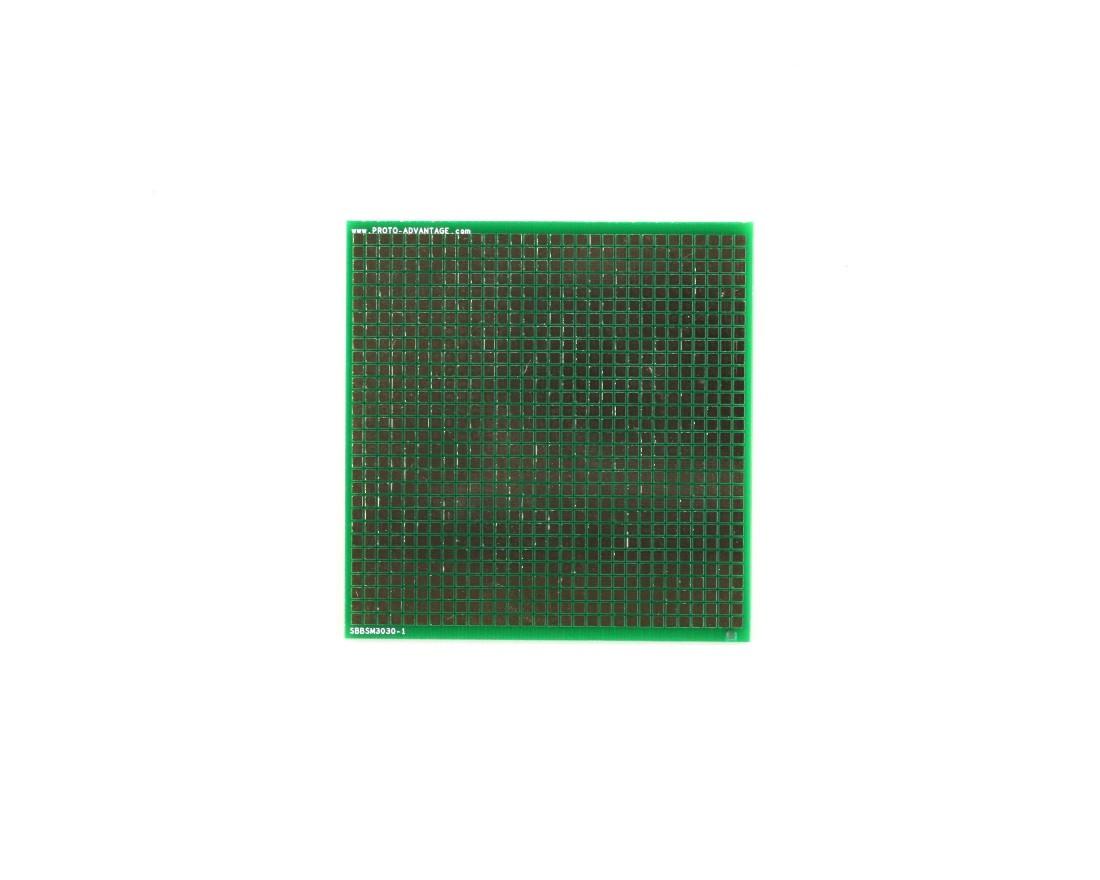 Large Surface mount breadboard  900 SMT pads 0