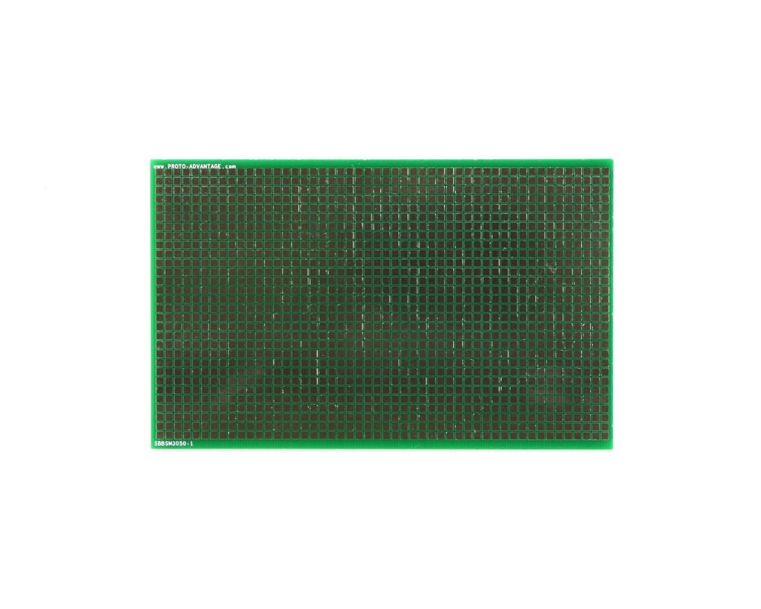 Large Surface mount breadboard 1500 SMT pads 0
